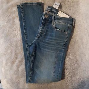 American Eagle  Skinny Jeans sz 6
